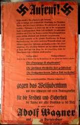 kristallnacht Poster