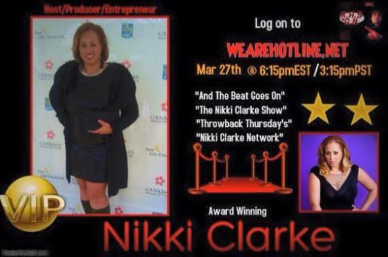 Nikki Clarke on TBT