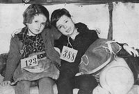 Kindertransport-children